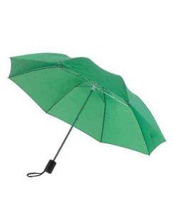 billigt grönt mini paraply