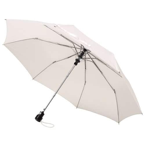 automat vitt paraplyet