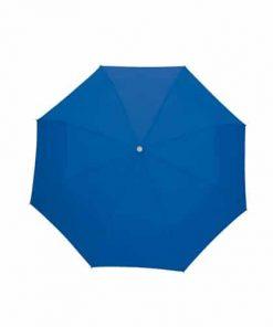 litet mörkblått paraply