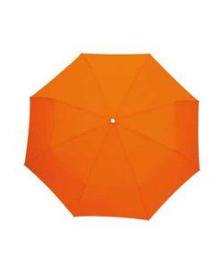 litet orange paraplyet