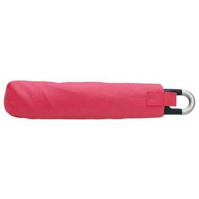 litet rosa paraplyet