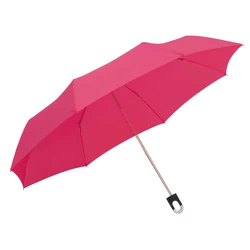 litet rosa paraply