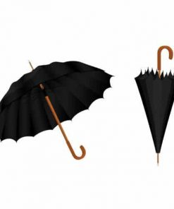Fullängd paraplyet