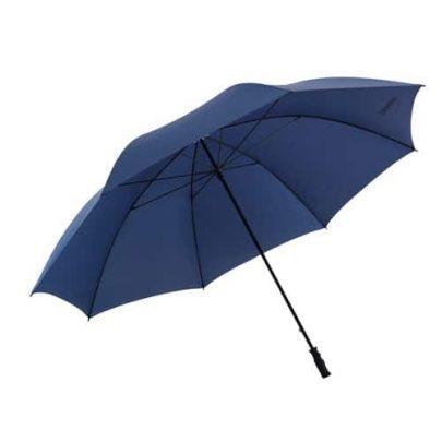 Gigantiskt blått paraply