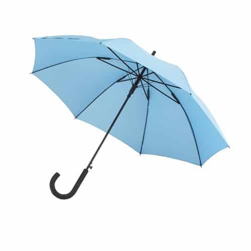 Köpa ljusblåa paraply - Frakten är helt kostnadsfri Maggie