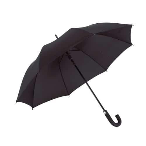 Herreparaply svarta exklusiva paraplyet frakten är gratis - Luna