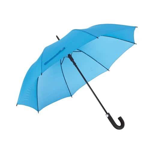 Automatiska ljusblåa paraplyet - Frakten är helt kostnadsfri Luna