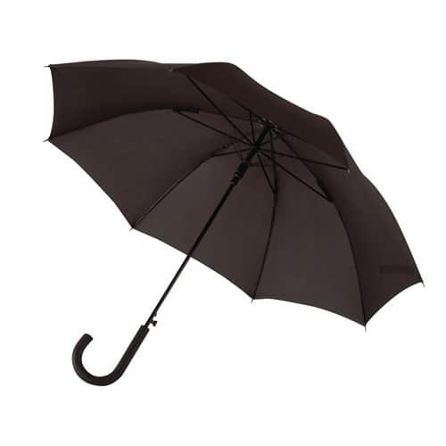 Svarta paraplyet av hög kvalitet - fri frakt Maggie