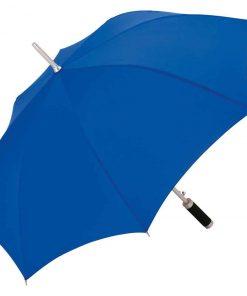 svensk blå stiliga paraplyet