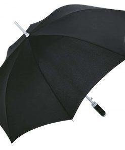 stiligt svart paraply