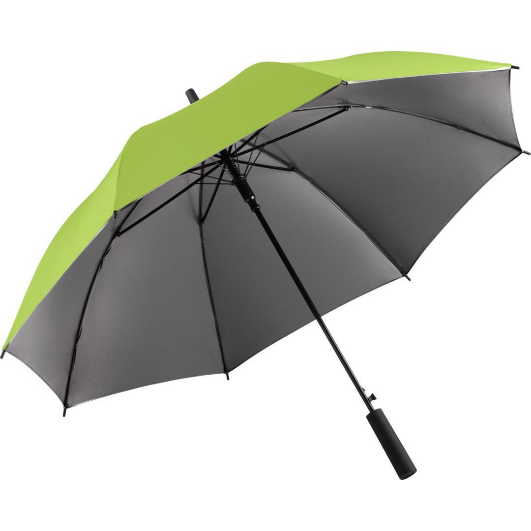 Köp svart och lime lyxparaplyet fri frakt - Luxury