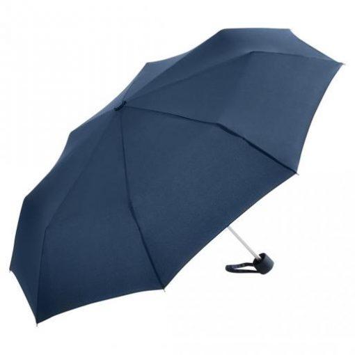 Paraply mörkblå