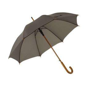 grått paraply
