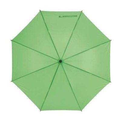 ljusgrönt paraply