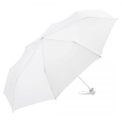 mini vitt paraply