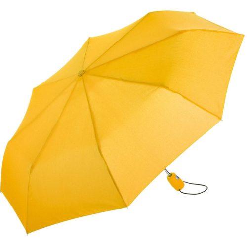 gult mini-paraply
