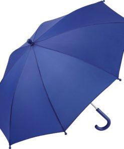 Paraply barn blåa