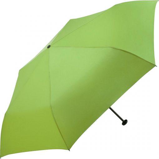 liten ljusgrönt paraply