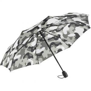 gråa camouflage miniparaply
