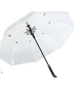 genomskinliga paraplyer