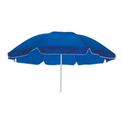 billigt rött parasoll