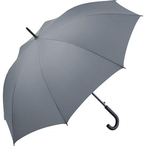 grått golf paraply