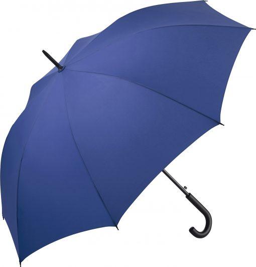 stort kungligt blått golfparaply