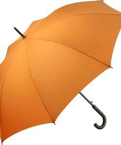 orange vindsäkert paraply