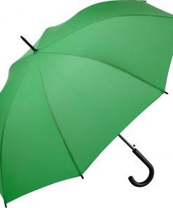 Klassiskt grönt paraply