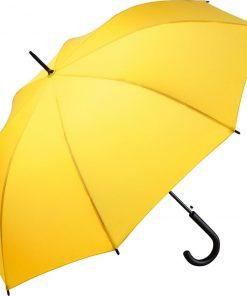 klassiskt gult paraply