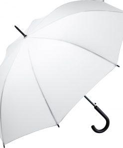 Klassiskt vitt paraply